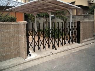 堺市 S様邸 階段とスロープをバランス良く使用したリフォーム外構工事4