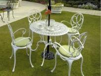 ノヴァ ジュノ テーブル ホワイトセット